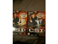 Complete season 3 CSI