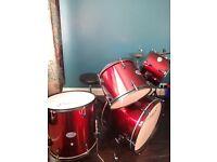 Stagg Rocket 5 piece Drum Kit