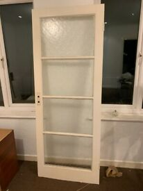 Internal Glass Door