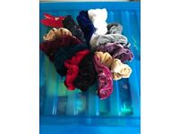 Hair Scrunchies New 12pcs.