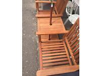 Newbury Duo Seat - Woods