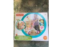 Fisher price walker stroller - brand new still in box