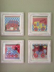 Children's framed prints