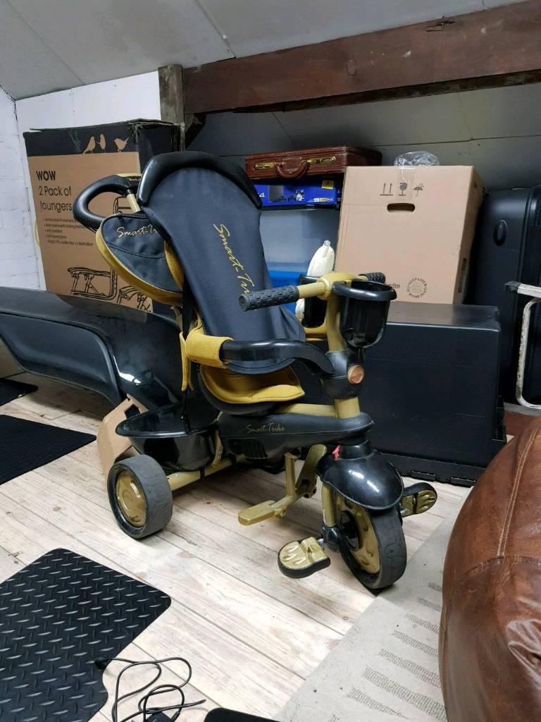 Smart Trike Dream 4-in-1 Touch Steering Trike