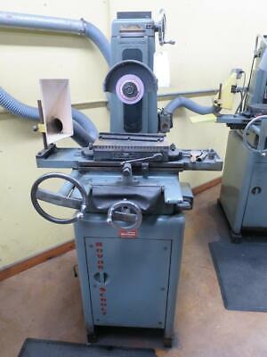 Boyar Schultz 612 Surface Grinder With Walker Ceramax Magnetic Chuck
