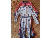 Boys pyjamas age 3-4 years