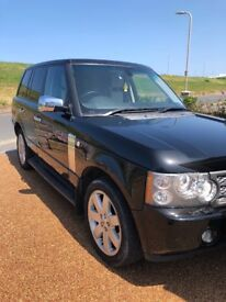Range Rover Vogue 3.6 TDV8 SE With Every Extra Excellent Condition