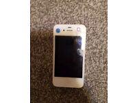 White iphone 4s 16gb