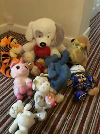 Large bundle children's toys and games