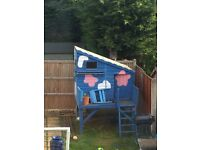 Kids garden playhouse for sale.... perfect summer addition to your garden.