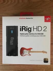 iRig HD2 Guitar Interface