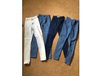 Topshop Joni Jeans 25W28L
