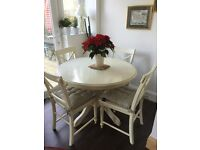 Table and chairs - John Lewis