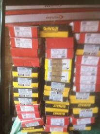 Collated dry wall screws
