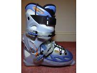 Ladies Ski Boots Rossignol, 5/6 + free jacket, trousers, gloves, headband, bag