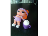 LOL suprise doll, confetti pop 3,Lil Sisters ;Sprints, for swapping or sale