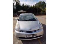 pco toyota puris 2007 for sale very cheep price £1899.00 or call for rent 80 pound per week