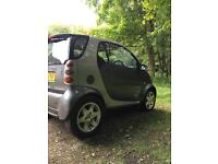 Smart Fortwo city passion