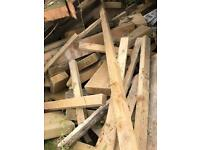 Free wood for project or bonfire!