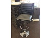 4 Bar Chairs for sale in mint condition