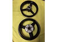 Suzuki GSXR parts 600/750/1000 K1 onwards