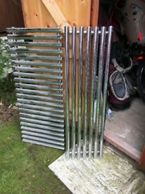 2nd Horitzontal Hand Chrome Radiator