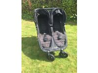 Double Buggy - City Mini GT Jogger in Black