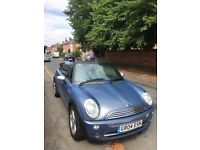 MINI 1.6 Convertible 04 Plate Low Milage