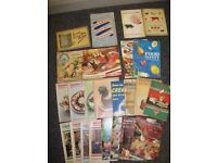 Vintage Cookery Magazines/Books