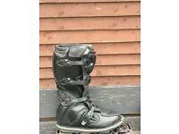 motocross boots (mx yz crf ktm rmz)
