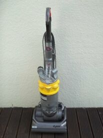 DYSON DC14 UPRIGHT BAGLESS VACUUM, FULLY CLEANED, WITH TOOLS