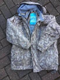 Age 11-12 boys ski winter jacket/coat