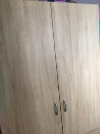 Children's Room 1x Wardrobe 2x Chest of Drawers