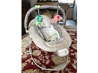 Baby bouncer, as new - never used