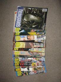 Speedway Star Magazines x 24