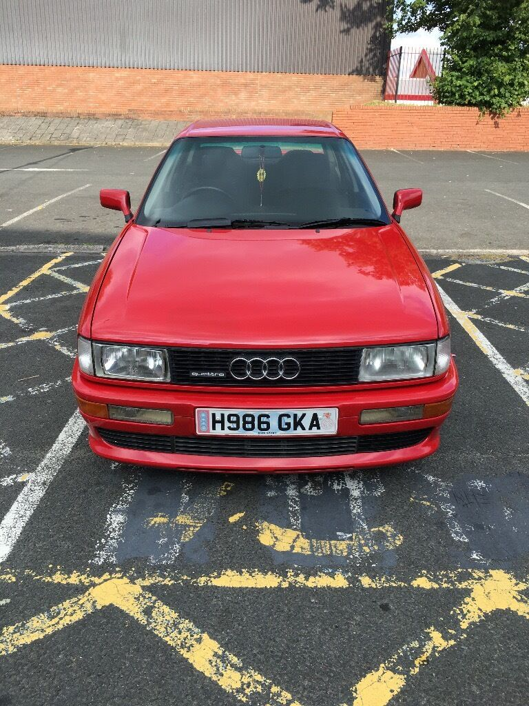 audi 80 1990 b3 sports edition quattro in sandwell west midlands gumtree. Black Bedroom Furniture Sets. Home Design Ideas