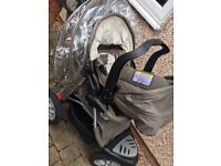 Mothercare all in one pushchair