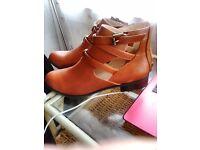 baige tribal shoes