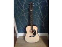 Guitar full size 6 string acoustic £15