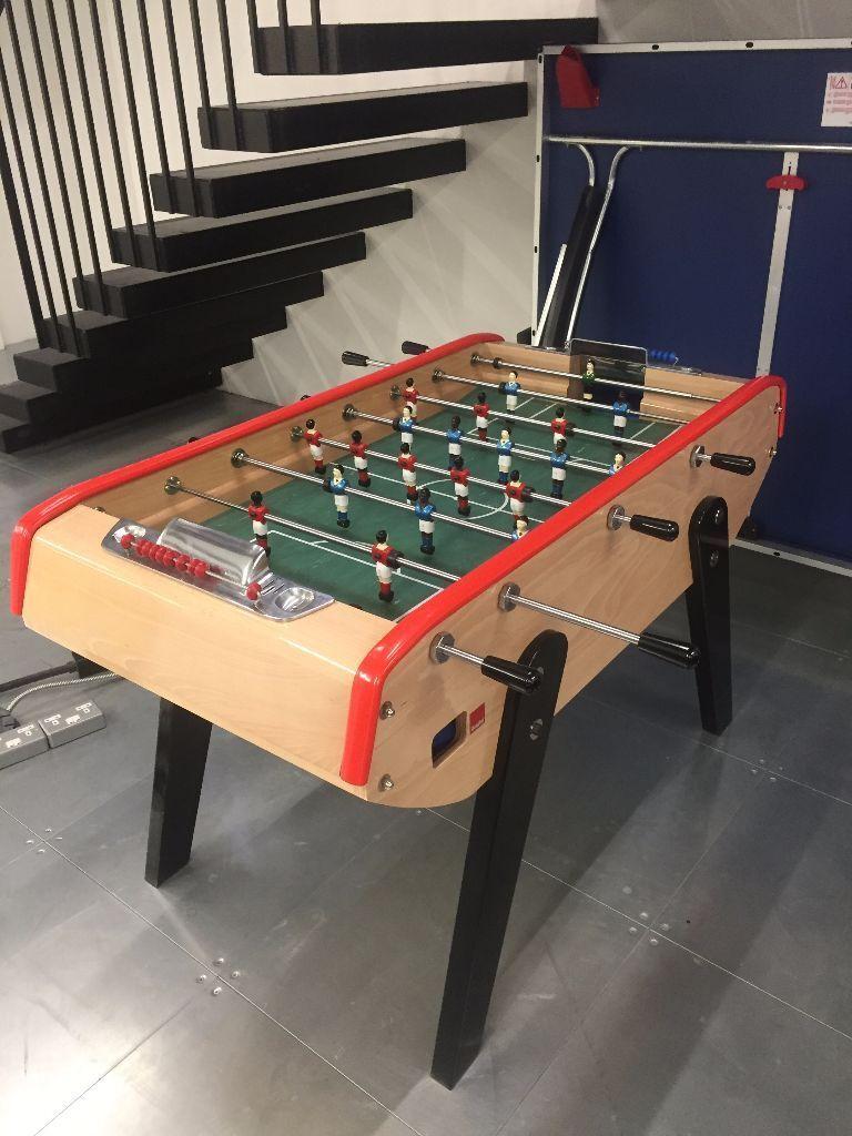 BONZINI FOOSBALL TABLE In Central London London Gumtree - Bonzini foosball table