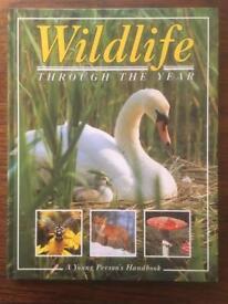 Wildlife Through The Year - A Young Person's Handbook (Hardback, 1994)