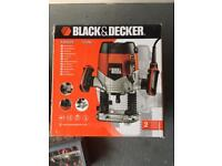 Black & Decker Router