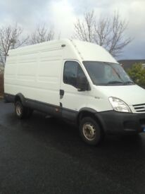 Iveco daily 65c18 6.5 ton twin wheel 3.0 liter 6 speed