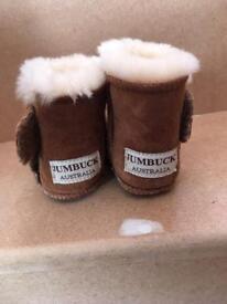 Jumbuck boots