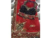Indian Wedding Lengha - never been worn