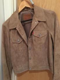 Levi's Suede Jacket