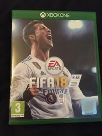 Fifa 18 Mint condition Xbox one