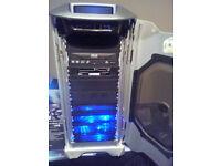 BUDGET GAMING PC-EXTREME QUAD CORE -FXF 4870- 1.5TB WINDOWS 10 COOLMASTER ALUMINIUM CASE