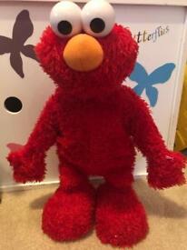 Elmo Live Toy