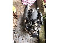 Gilera 180cc engine (4stroke)